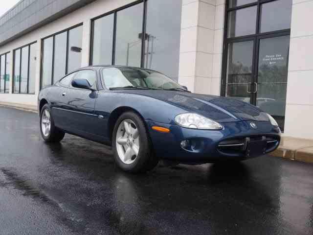 1997 Jaguar XK | 963713