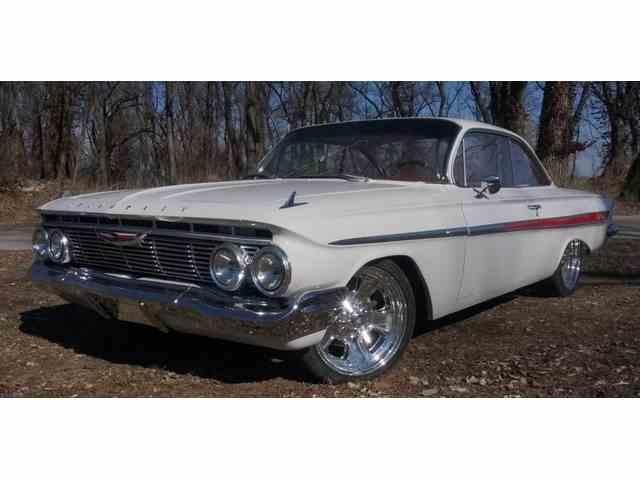 1961 Chevrolet Impala   963714