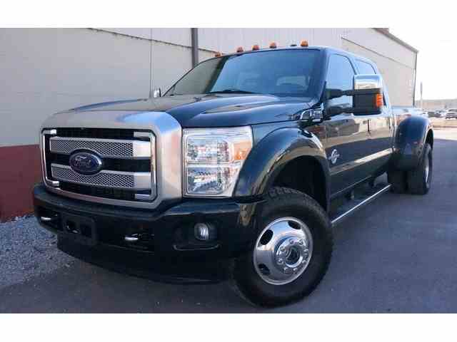 2013 Ford Super Duty F-450 Pickup | 963716