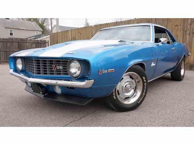1969 Chevrolet Camaro | 963718