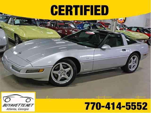 1996 Chevrolet Corvette | 963723