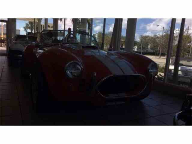 1967 AC COBRA EVERETT MORRISON REPLICA | 963727