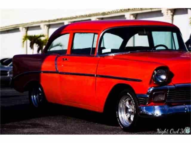 1956 Chevrolet 2-Dr Sedan | 963729