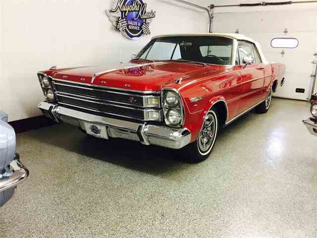 1966 Ford Galaxie | 963732