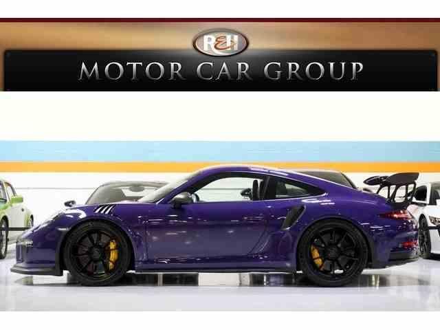 2016 Porsche 911   963733