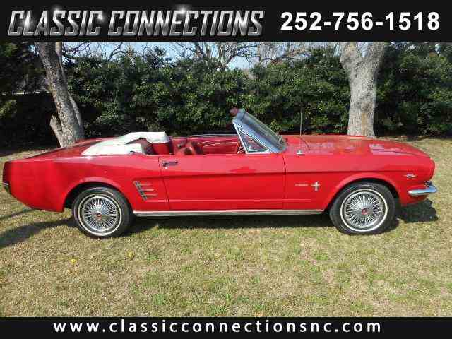 1966 Ford Mustang | 963734