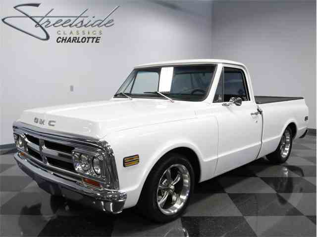 1971 Gmc C10 Supercharged | 963735