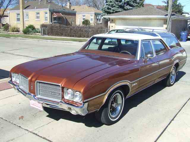 1971 Oldsmobile Vista Cruiser | 963745