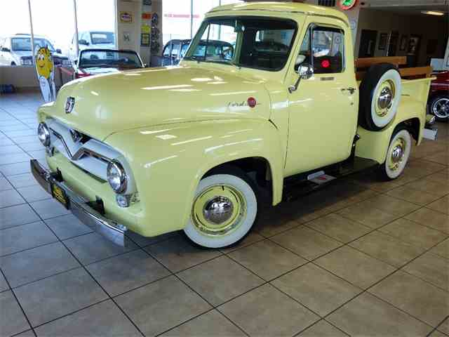 1955 Ford F100 | 963748