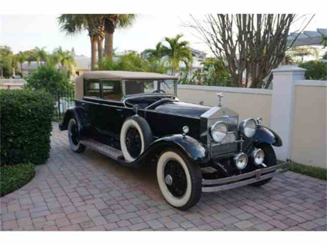 1929 Rolls-Royce Phantom I | 963749