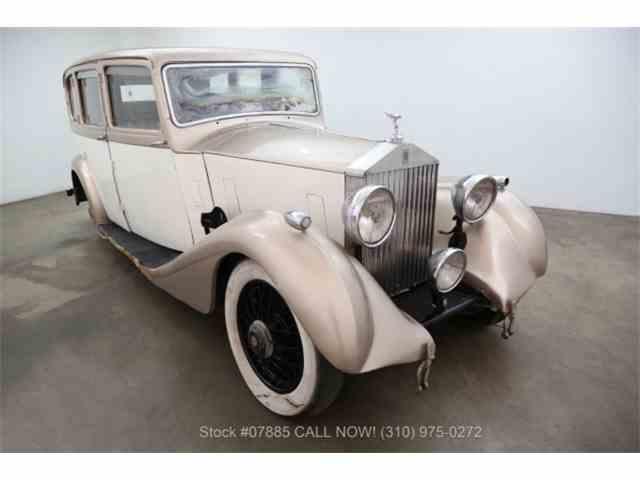 1936 Rolls-Royce 25/30 | 963751
