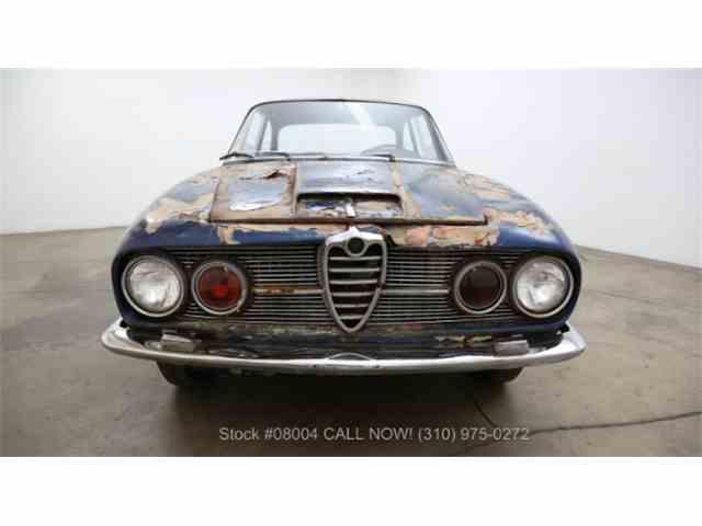 1964 Alfa Romeo 2600 | 963754