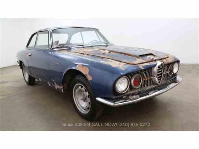 1964 Alfa Romeo 2600   963754