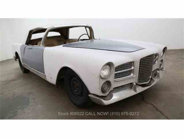 1958 Facel Vega Automobile | 963755