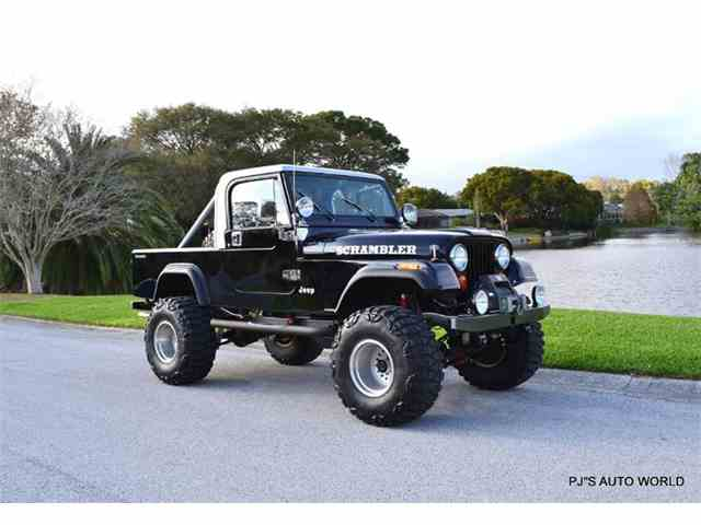 1984 Jeep CJ8 Scrambler | 963772