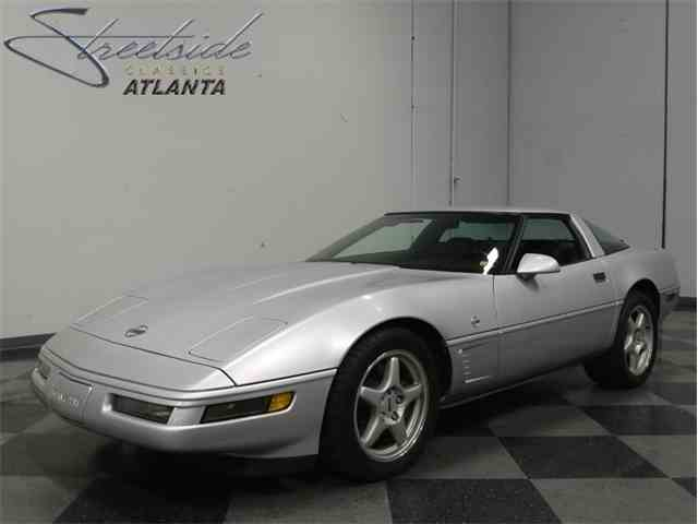 1996 Chevrolet Corvette Collector Edition LT4 | 963773