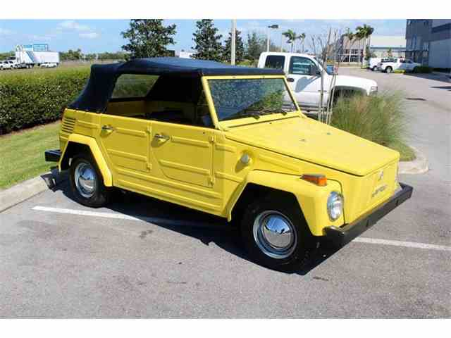 1973 Volkswagen Thing | 963774