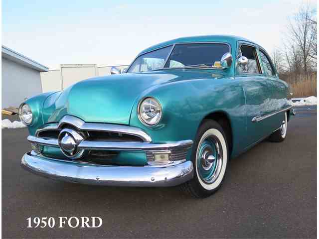 1950 Ford Coupe | 963775