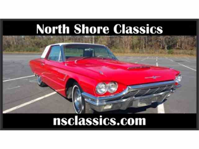 1965 ford thunderbird for sale on 24 available. Black Bedroom Furniture Sets. Home Design Ideas