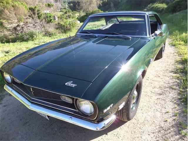 1968 Chevrolet Camaro | 963787