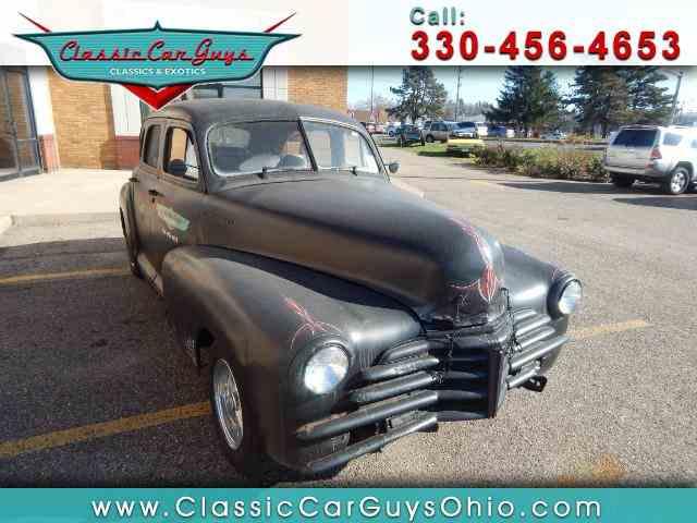 1948 Chevrolet Sedan | 963791