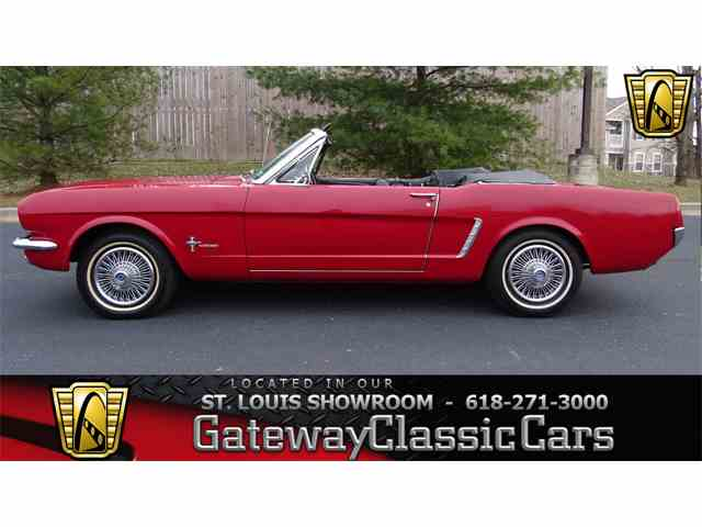 1965 Ford Mustang | 963796
