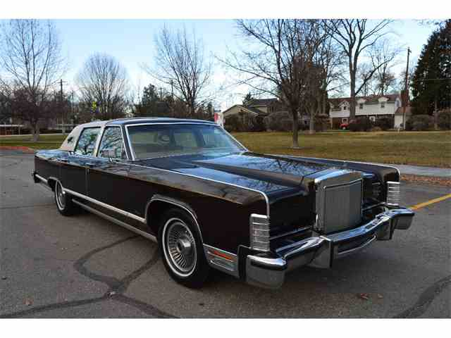 1979 Lincoln Continental | 963801