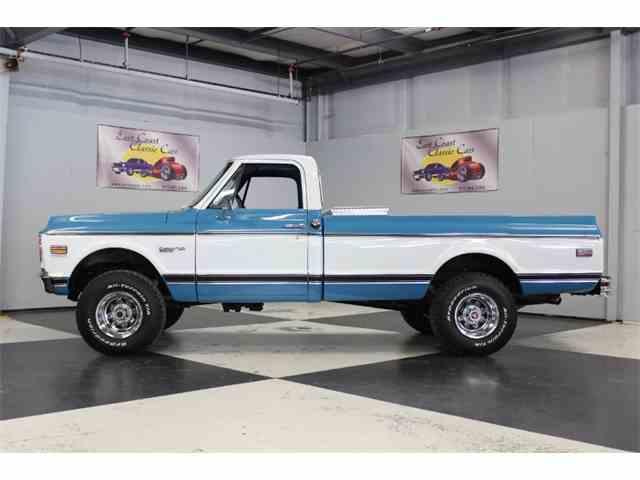 1972 Chevrolet C/K 10 | 963804