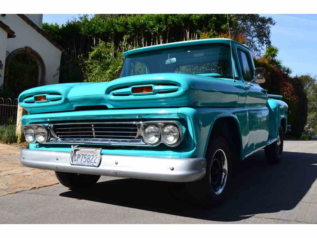 Truck chevy 1960 truck : 1960 Chevy 10 1/2 Ton Long Bed for Sale | ClassicCars.com | CC-963806