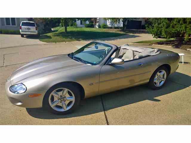1998 Jaguar XK8 | 963807