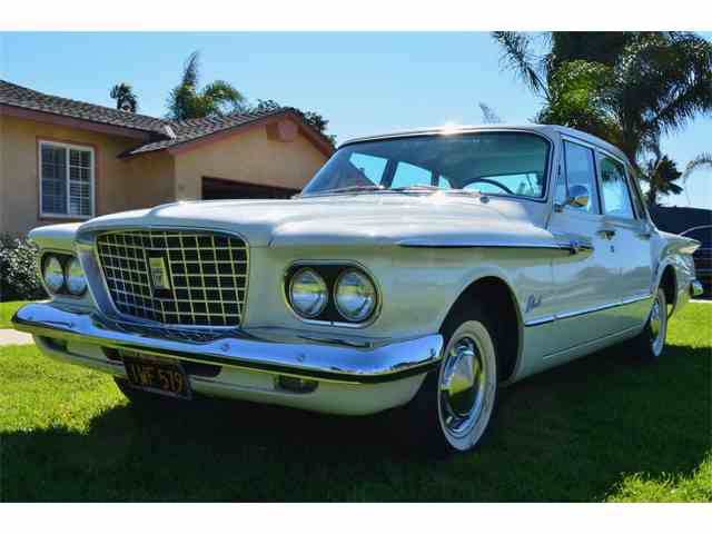 1961 Plymouth Valiant V 200 | 963809