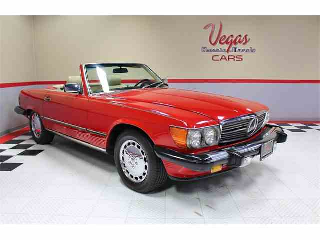 1987 Mercedes-Benz 560SL | 963819