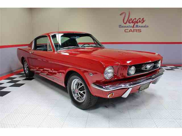 1966 Ford Mustang | 963821