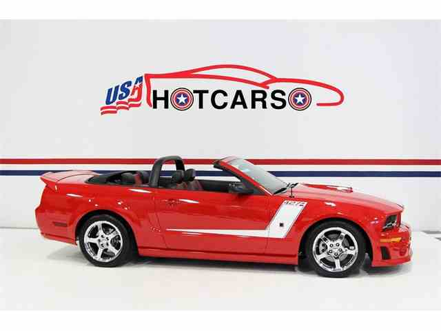 2007 Ford Mustang Roush 427R Stage 3   963837