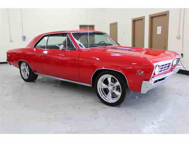 1967 Chevrolet Chevelle SS | 963916