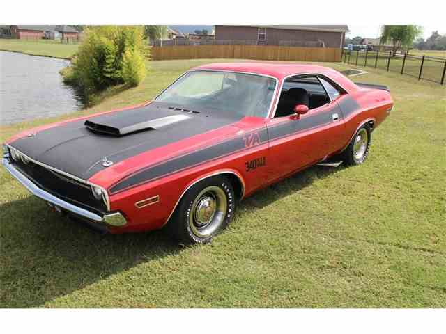 1970 Dodge Challenger T/A | 963919