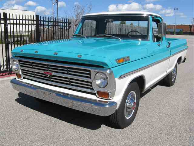 1968 Ford F100 | 963934