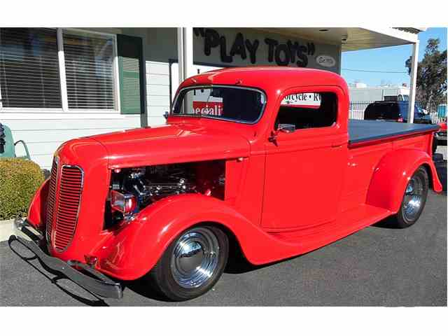 Picture of '37 Pickup - KNS6