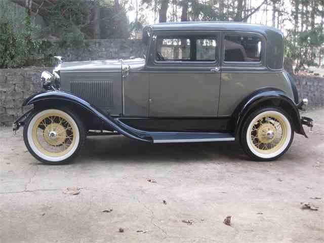 1931 Ford Model A Victoria | 963946