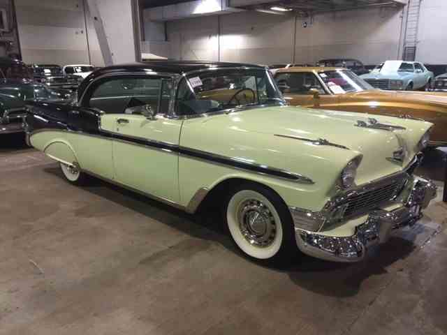 1956 Chevrolet Bel Air Sport Sedan | 963947