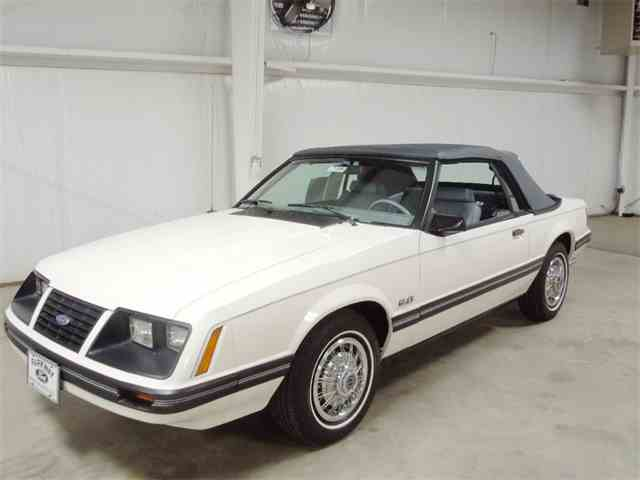 1983 Ford Mustang GLX | 963953