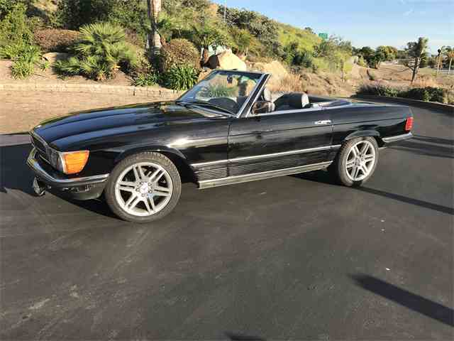 1981 Mercedes-Benz 380SL | 963958