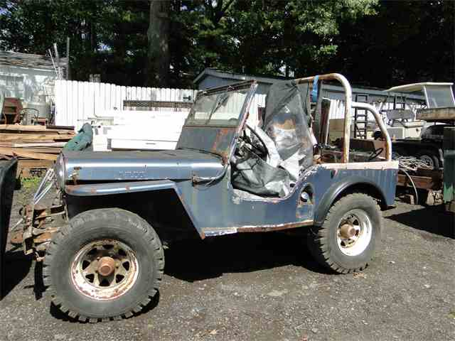 1948 Willys Jeep | 963960