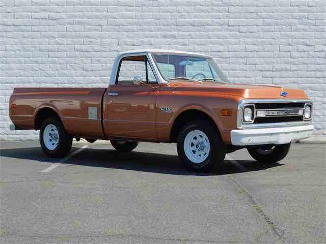 Picture of '70 Chevrolet C/K 10 - $22,500.00 - KNSQ