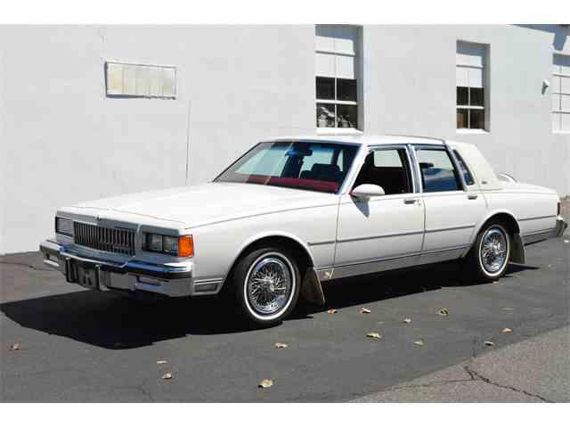 1986 Chevrolet Caprice | 963966