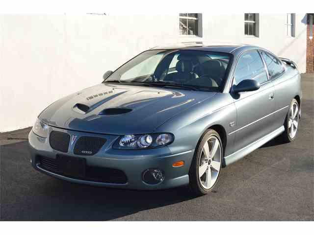 2006 Pontiac GTO | 963969