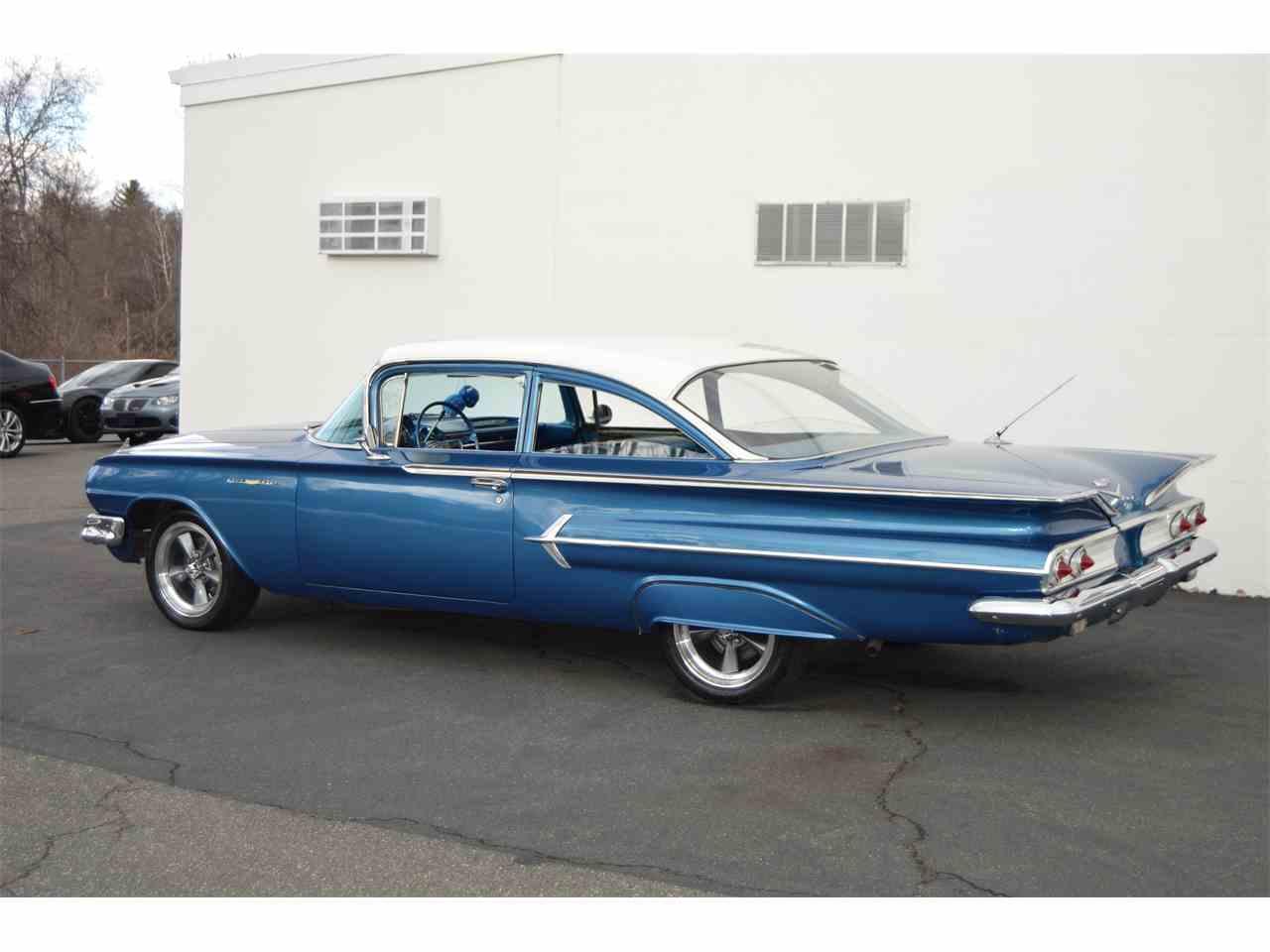 Belair Auto Auction >> 1960 Chevrolet Bel Air for Sale | ClassicCars.com | CC-963972