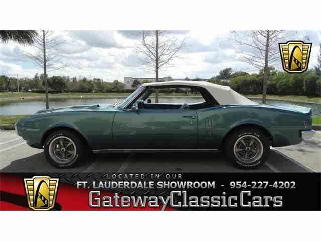 1968 Pontiac Firebird | 963981