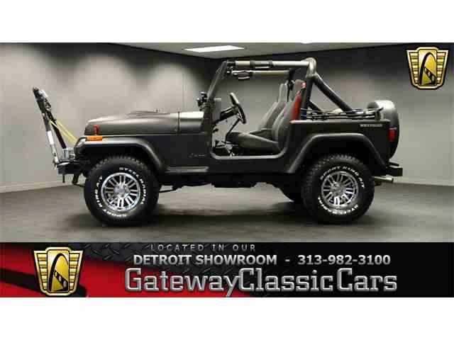 1989 Jeep Wrangler | 963982