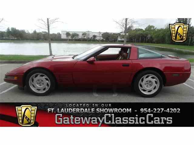 1991 Chevrolet Corvette | 963985